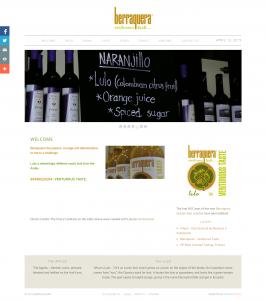 Berraquerra.co.uk Template Site