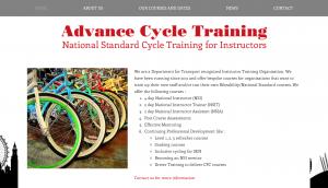 Advanced Cycle Training