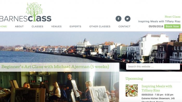 Barnes Class Screenshot