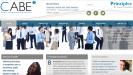 Website Launch ~ CABE