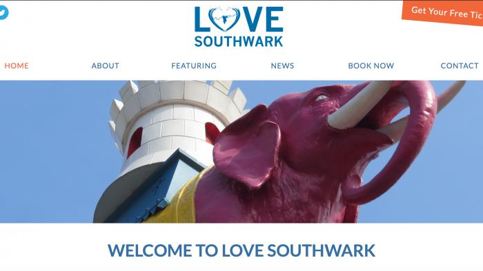 Website ~ Love Southwark