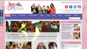 Standard Charity Website - Free Range Chicks