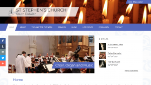 Standard Website - St Stephens Dulwich